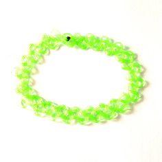 Green Tattoo Choker-£3 #prettytwisted #jewellery #choker http://prettytwistedonline.co.uk/product/green-tattoo-choker/