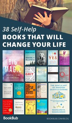 38 Self-Help Books to Give You Fresh Perspective This Year - From poignant memoirs to nonfiction advice books to thought-provoking reflections, these are the be - Best Self Help Books, Best Books To Read, Books To Read In Your 20s, Books To Read For Women, Book Challenge, Reading Challenge, Reading Lists, Book Lists, Reading Books