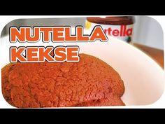 ▶ daaruum NUTELLA KEKSE mit nur 3 Zutaten - lecker, schnell und einfach -REZEPT (Hommage) - YouTube
