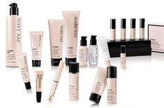 mary kay cosmetic products