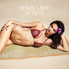 Maximum Exposure Step out of the shade in our hottest swimwear yet  AgentProvocateur  Agent Provocateur f8c59418a