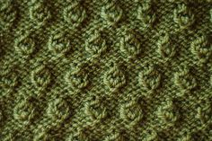 Ravelry: Cobnut Stitch pattern by Derya Davenport-free