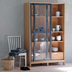 30 Super Ideas for oak wood kitchen cabinets interiors Metal Furniture, Industrial Furniture, Furniture Decor, Furniture Design, Furniture Plans, Interior Modern, Interior Architecture, Interior Design, Muebles Living