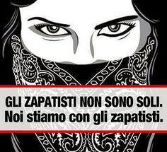 Solidaridad con las BAEZLN, de la Asamblea Nacional de Genuino Clandestino – Roma, Italia