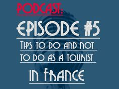 Culture: I went more in depth for few tips based on on this last article (10 tips to do and not do in France as a tourist.).   Grammar Point: I also explain the difference between Bon and Bien in French.  http://www.talkinfrench.com/podcast5/ Like and share with your friends.