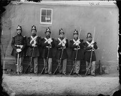 Civil War USA 2012 | United States Marine Corps in the Civil War | American Civil War ...