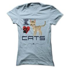I Love Cats As Myself T Shirts, Hoodies Sweatshirts