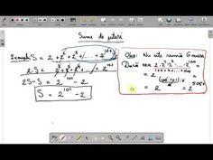 Sume de puteri clasa a V a ( www. Mathematics, Lol, Youtube, Math, Fun, Youtube Movies