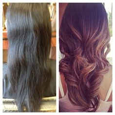 Before & after ombré | Yelp