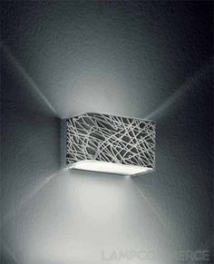 #Leucos Block P wall lamp Design Leucos Design Team
