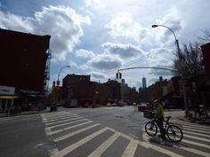 City life in Greenwich Village