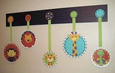 pictures of jungle baby rooms   ... Jungle Babies Wall Decals and Ideas for Decorating the Nursery Room