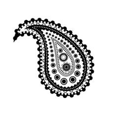 Tattoo Idea: Paisley pattern