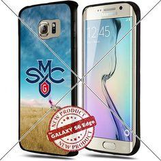 NEW Saint Marys Gaels Logo NCAA #1500 Samsung Galaxy S6 Edge Black Case Smartphone Case Cover Collector TPU Rubber original by WADE CASE [Breaking Bad] WADE CASE http://www.amazon.com/dp/B017KVOBJ2/ref=cm_sw_r_pi_dp_1sKAwb0X0HEXK