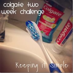 colgate challenge #HappyHealthySmiles #shop #cbias