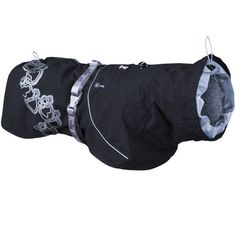 Our Official Hurtta Drizzle Dog Raincoat - Raven is the perfect product for almost any pet at an exceptional value! Weekly promos with same day shipping! Waterproof Coat, Waterproof Fabric, Cold Weather Dogs, Pet Steps, Dog Raincoat, Designer Dog Clothes, Dog Boutique, Pet Paws, Dog Jacket
