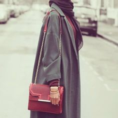 Hijab trends mix and match…