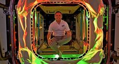 A love letter to astronaut Jack Fischer's Twitter account
