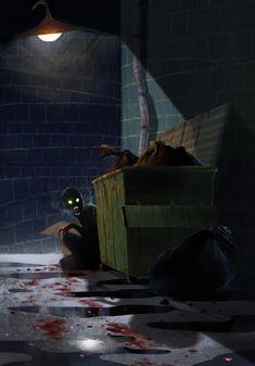 Wounded beast by on DeviantArt Jacksepticeye Fan Art, Markiplier, Pewdiepie, Antisepticeye Fanart, Darkiplier And Antisepticeye, Cryaotic, Danti, Jack And Mark, Youtube Gamer