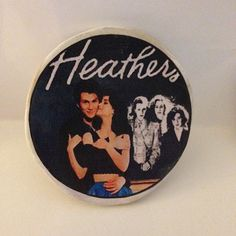 80's Heathers Magnet by UberDorkDesigns on Etsy