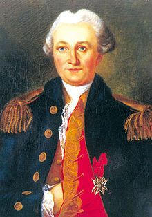 Yves-Joseph de Kerguelen-Trémarec - Wikipedia, the free encyclopedia