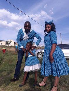 Shweshwe Dresses Colours Most African Styles - Fashion Shweshwe Dresses, Gown Skirt, Short Gowns, Couple Outfits, African Culture, African Fashion Dresses, Traditional Dresses, Latest Fashion, Most Beautiful