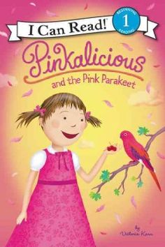 ER KAN. On a class trip to the birdhouse, Pinkalicious discovers that the parakeet has escaped and tries to bring the bird back home.