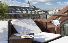 Private Terrace @Steigenberger Suite, Leiptig