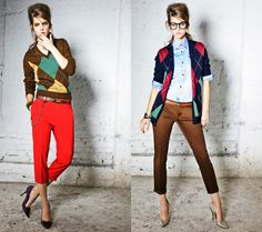 DSquared :: pre-fall 2012 :: catch me on the way as I walk out the door