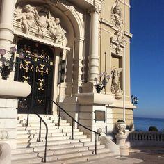 #Casino Зарисовки Монако!!!))) #november #monmonaco #casino #montecarlo by chefalexmonaco from #Montecarlo #Monaco