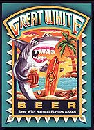 Lost Coast Brewery  Great White Beer.. hint of citrus, Humboldt herbs & crystal clear mt. water YUMMMY
