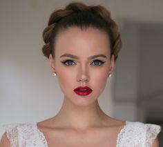Gali Karten-Make Up by Michelle Edri