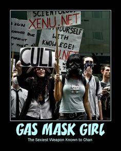 Gas Mask Girl - The Meme (from Gas Mask Girl, Gas Masks, Memes, Sexy, Meme