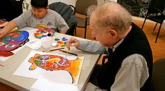 The Forward ranks art therapy program as one of seven most innovative in US!