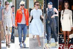 Best Dressed Celebrities - The Week in Outfits June 27 - Elle