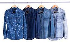 Resultado de imagem para roupas jeans femininas