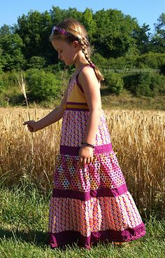 Mimi näht: Geometric Fever! pattern: Lorelei by farbenmix
