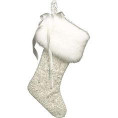 Haute Couture Holiday Decor #holiday #stockings trendhunter.com