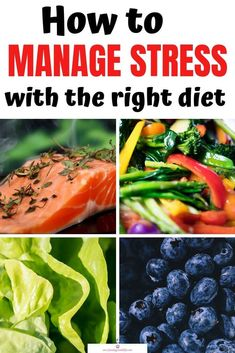 Do you want to learn how to manage stress? Find out how eating the right diet gives you stress relief. Start eating feel- good foods which lower your stress levels. # Stress Relief Tips # Dealing with Stress # Stress Management Coping With Stress, Dealing With Stress, Stress And Anxiety, Stress Management Activities, Stress Management Techniques, Management Tips, Stress Relief Tips, Natural Stress Relief, Stress Free