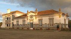 João Rodrigues, Leopoldo Battistini   Estação Ferroviária de / Railway Station of Cabeço de Vide   1933 #Azulejo #JoãoRodrigues #LeopoldoBattistini