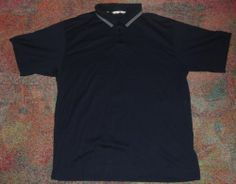 Cutter and Buck Mens Golf Shirt Large