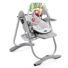 Verwandlungskünstler mit vielen Verstellmöglichkeiten und Extras. Bereits ab der Geburt als Babyliege nutzbar.