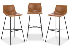 online shopping for Poly Bark Paxton Counter Stool, Set 3 Tan from top store. See new offer for Poly Bark Paxton Counter Stool, Set 3 Tan
