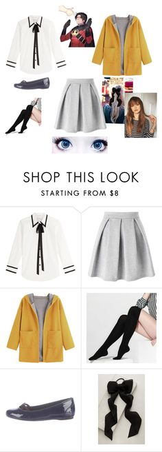 """Ava"" by llamacorns ❤ liked on Polyvore featuring beauty, Marc Jacobs, Miss Selfridge, Prada Sport and Anthropologie"