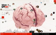 #TEDx interactive Brain