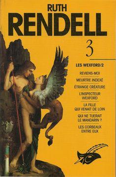 Les Intégrales du Masque - Ruth Rendell - Volume 3 - Recto - Septembre 1994