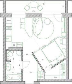 Interesting layout