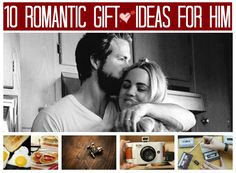 What are the Top 10 Romantic Birthday Gift Ideas for Your Boyfriend or Husband?