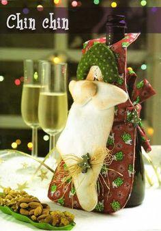 Risultati immagini per muñecos navidad alejandra sandes