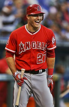 mike trout, hes fun to watch.